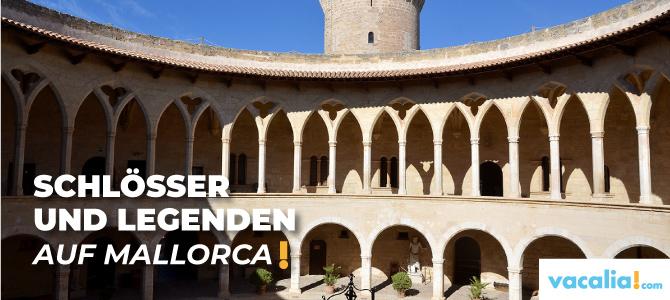 Schlösser und Legenden: 4 Touren zur historischen Verteidigungsarchitektur Mallorcas