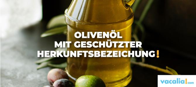 Malllorca, Olivenöl mit geschützter Herkunftsbezeichung seit 2002