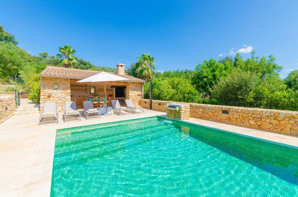 Anmietung eines Ferienhauses auf Mallorca