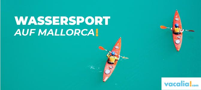 Wassersport auf Mallorca