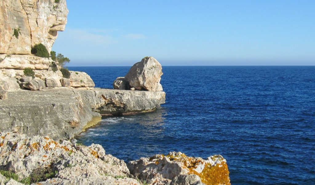 Ferienhaus am Meer und Berg in Mallorca
