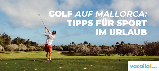 Golf auf Mallorca