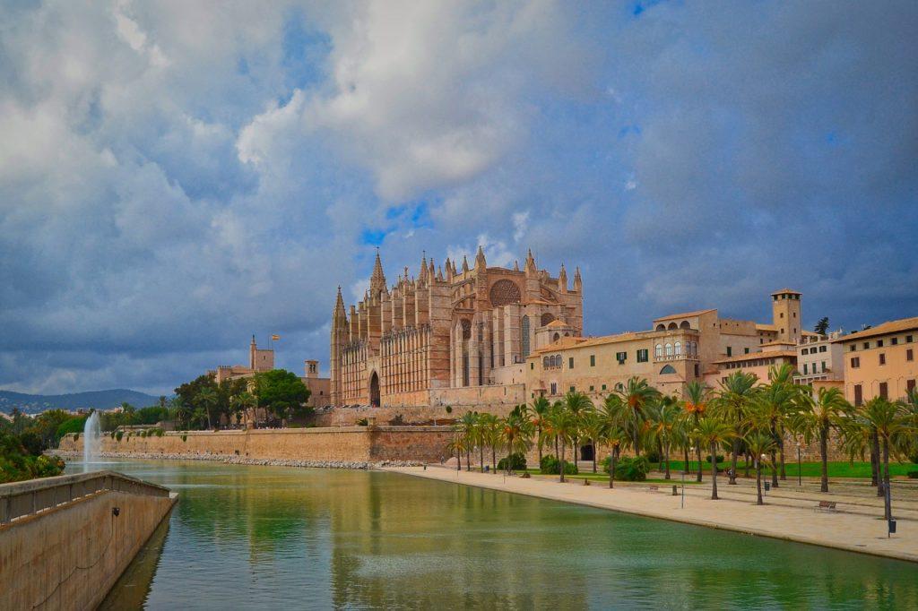 historischen Monumenten Mallorcas