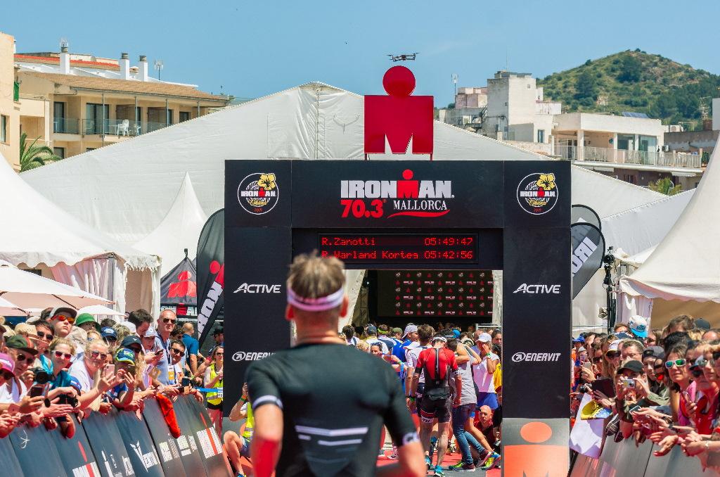 Der Ironman 70.3 auf Mallorca ist eine harte Probe