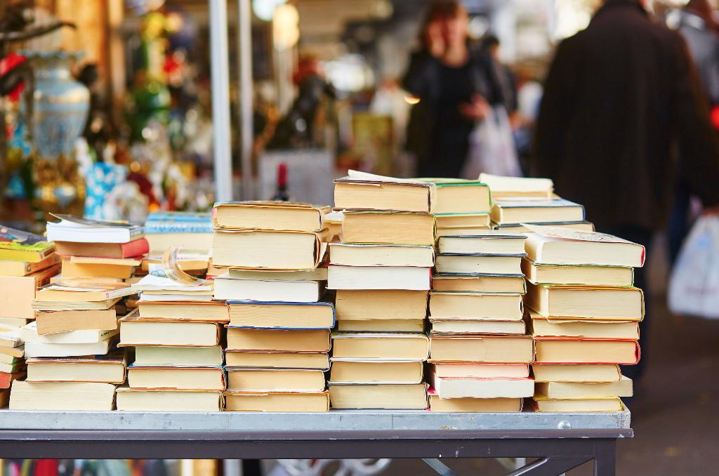 """Die Büchermesse """"Fira del IIibre Antic d'Ocasió"""" ist eine interessante Gelegenheit für kleine und große Leserliebhaber"""
