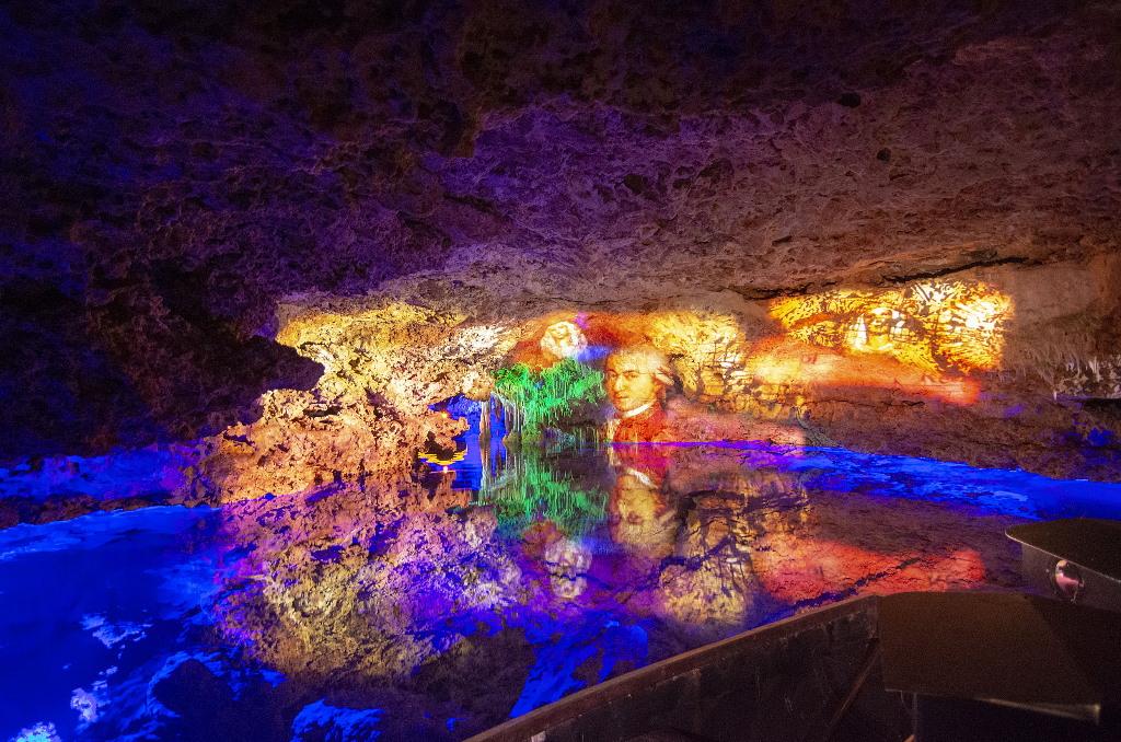Die Halms-Höhlen sind nur 4 Kilometer von den Drachenhöhlen auf Mallorca entfernt