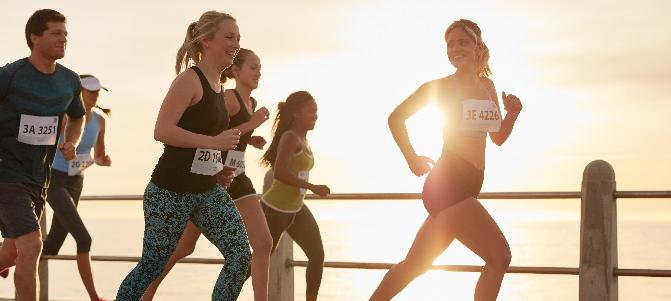 Populäre Triathlons und Marathons auf Mallorca